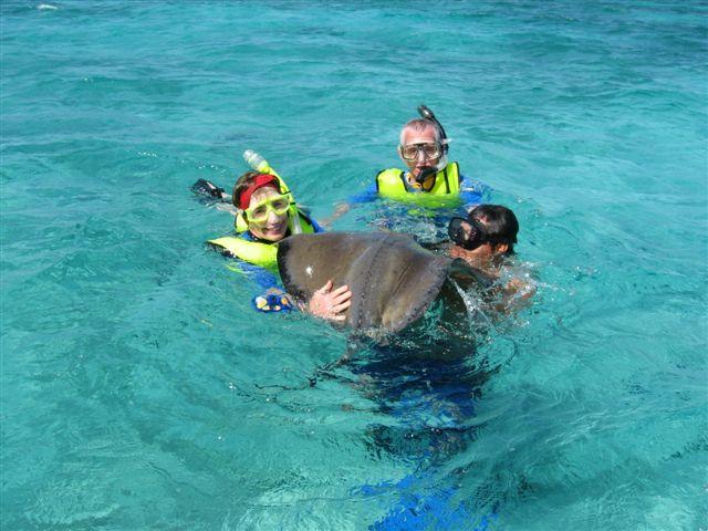 Belize snorkeling Hol Chan mje #3 095