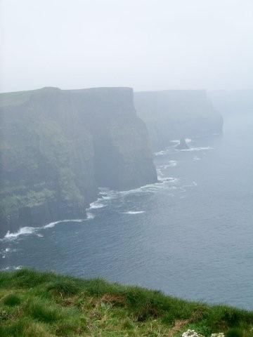 Ireland cliffs of Mohr