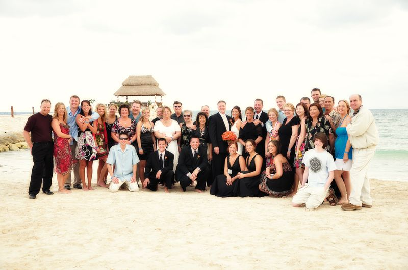 Carter wedding marina el cid group