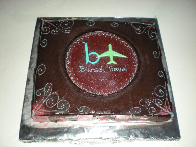 CUN El Dorado seaside dinner cake